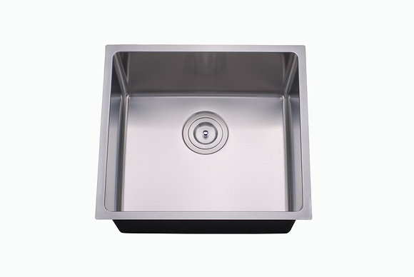 Undermount Single Bowl Sink for Laundry RD2318-12