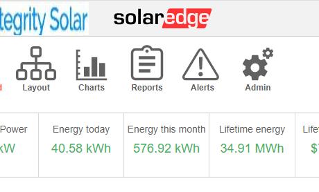 Track Your Solar Savings!