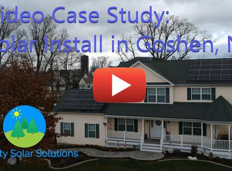 Video Story: Goshen NY Solar