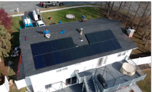 Middletown Family Eliminates Electric Bill!