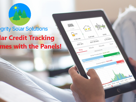 Tracking Your Solar Credits