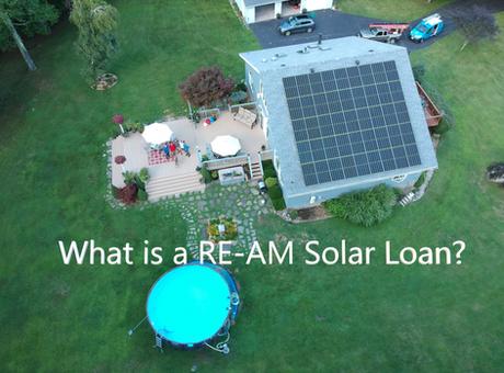 What is a RE-AM Solar Loan?