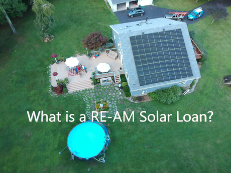 What is a RE-AM Solar Loan?