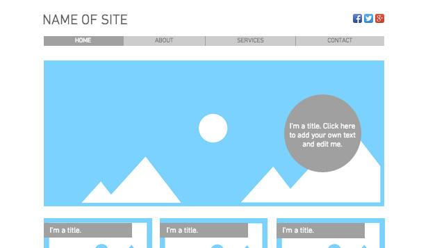 Adult Web Site Templates 10