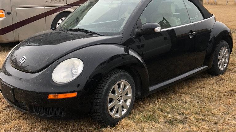 2007 Volks Beetle Convertible LE