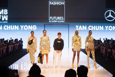 First Runner-Up: 'Bolt' by Tan Chun Yong