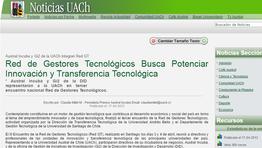 Red de Gestores Tecnológicos Busca Potenciar Innovación y Transferencia Tecnológica