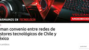Firman convenio entre redes de gestores tecnológicos de Chile y México