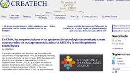 En Chile, los emprendedores y los gestores de tecnología universitaria crean nuevas redes de trabajo