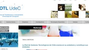 La Red de Gestores Tecnológicos de Chile avanza en su andadura y constituye sus estatutos