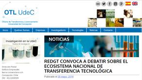 REDGT CONVOCA A DEBATIR SOBRE EL ECOSISTEMA NACIONAL DE TRANSFERENCIA TECNOLÓGICA