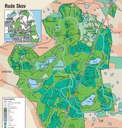 Rude-skov-rute