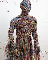 wire man, wire