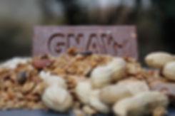Barre granolas cacahuètes GNAW 5060463490522
