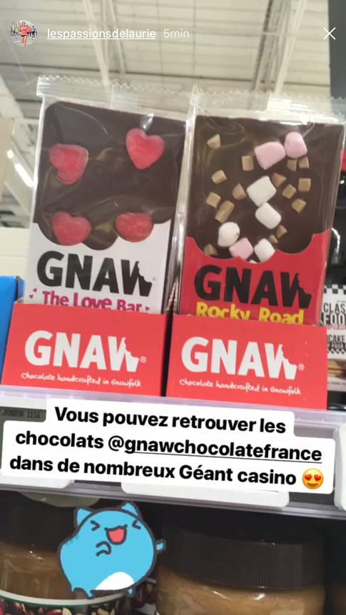قنو شوكولا فرنسا