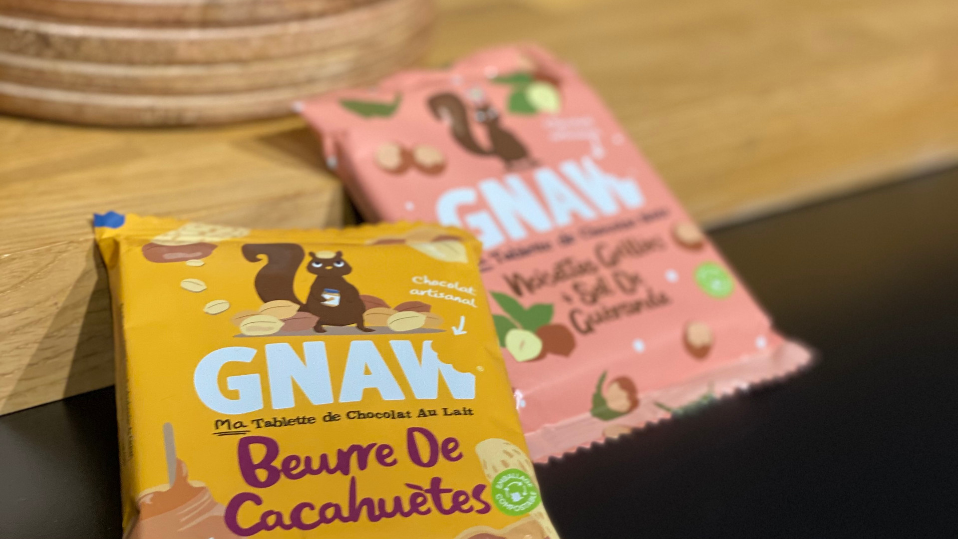 GNAW CHOCOLAT FRANCE
