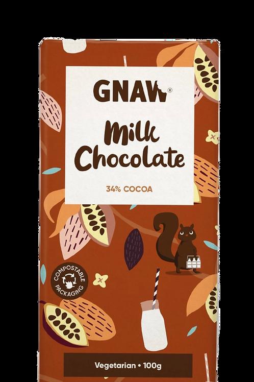 لوح شوكولاتة بالحليب عالي الجودة