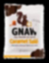 Tablette GNAW chocolat format de poche