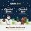 Thumbnail: ORGANIC CHOCOLATE BAR CHRISTMAS PUZZLE x SPA
