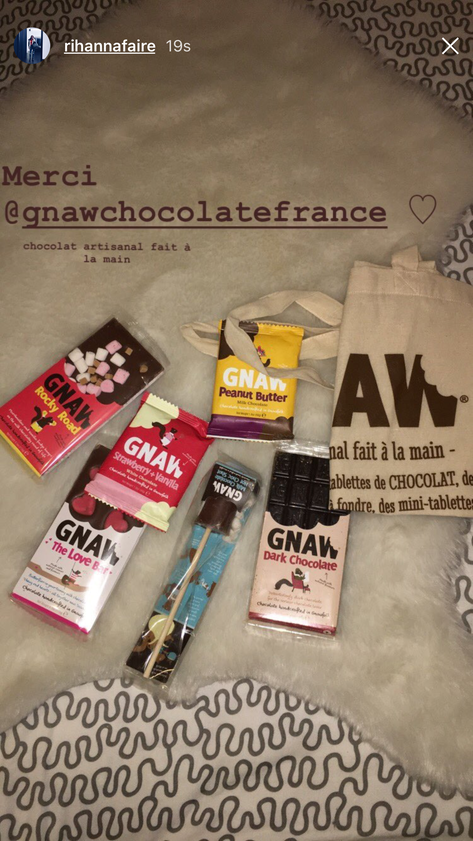 Gnaw chocolate France