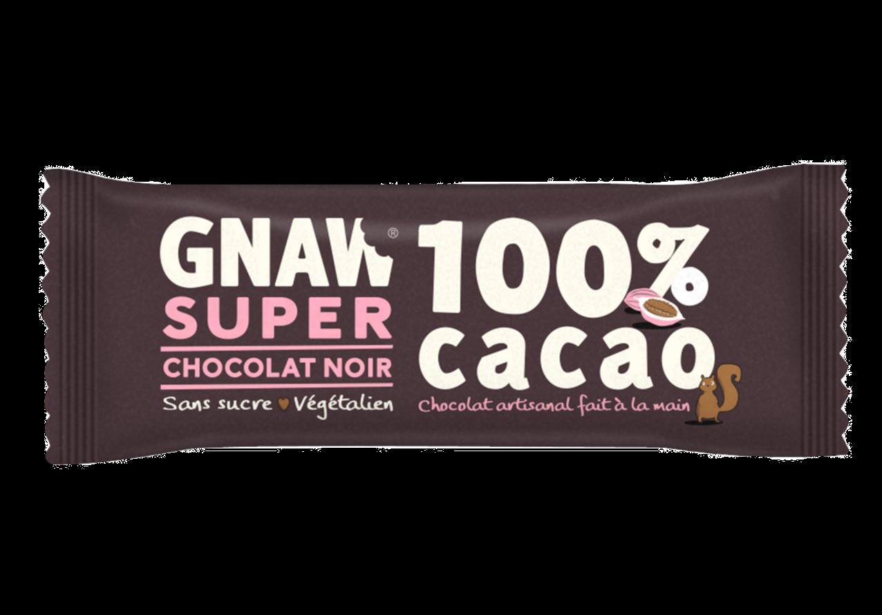 Chocolat GNAW  100%