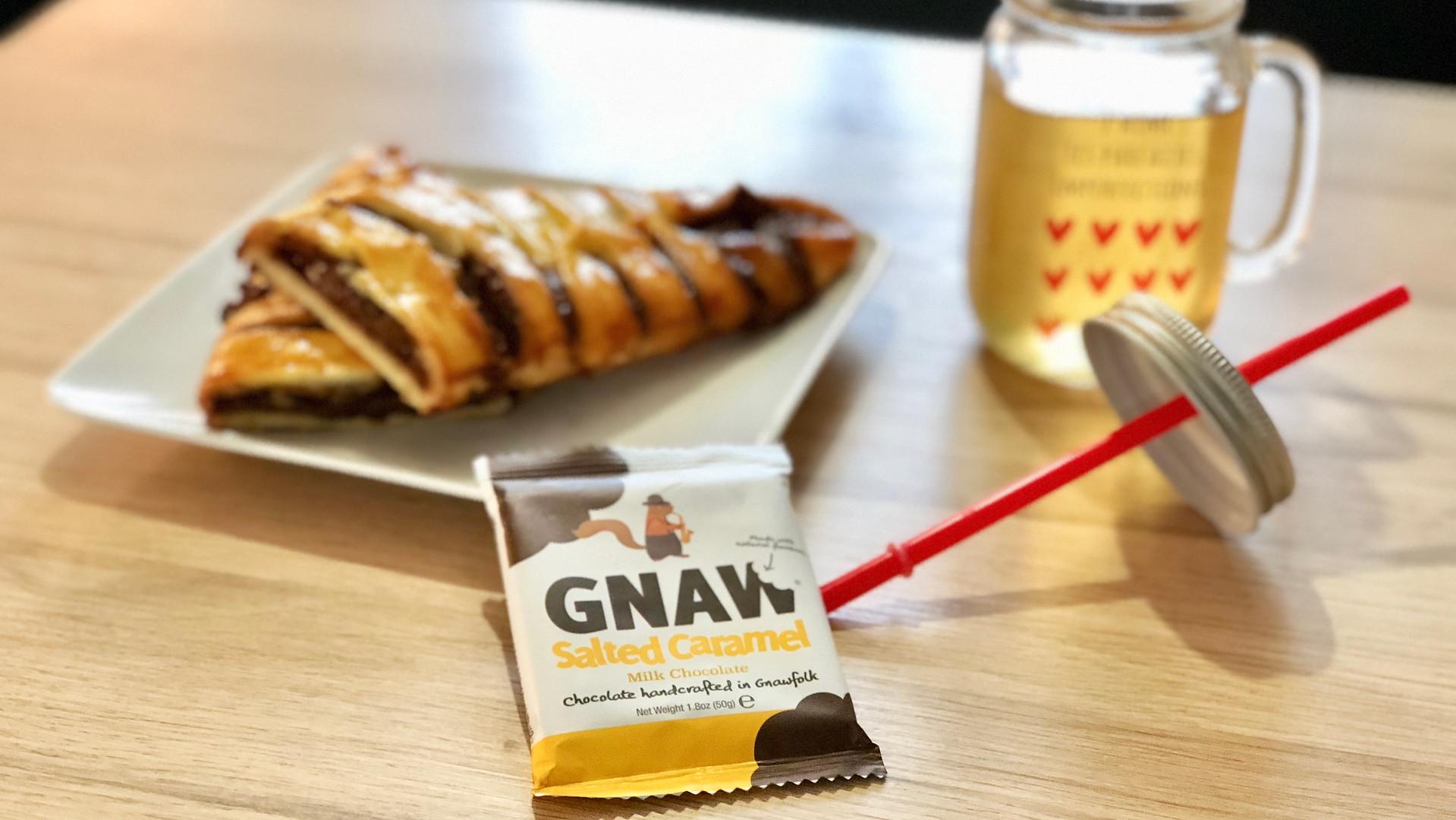 Les minis de la chocolaterie de GNAW