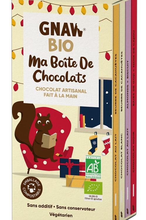MA BOÎTE BOOK CHOCOLATS A OFFRIR