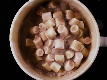 شوكولاتة GNAW الساخنة