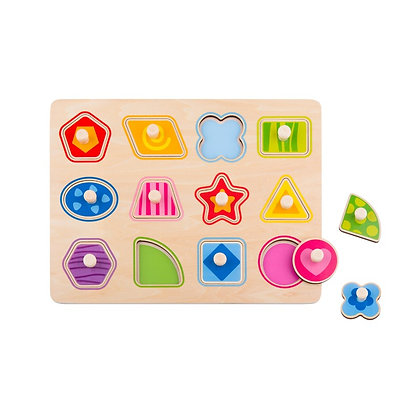 Tooky Toy: Shape Puzzle
