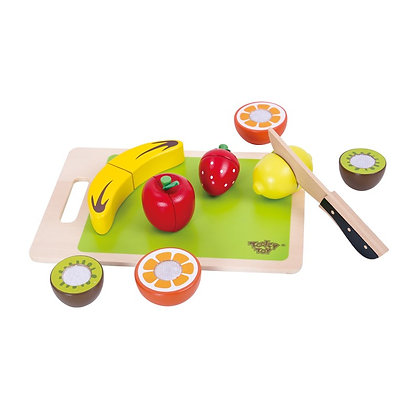 Tooky Toy: Cutting Fruits