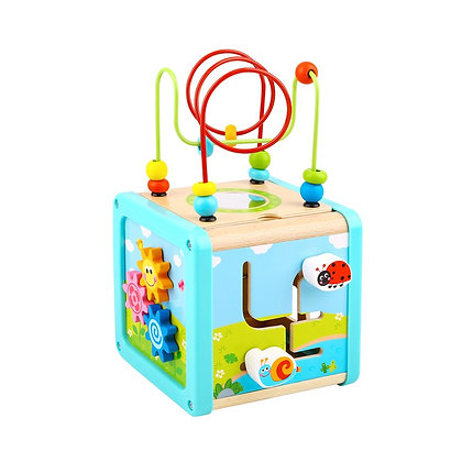 Tooky Toy: Play Cube