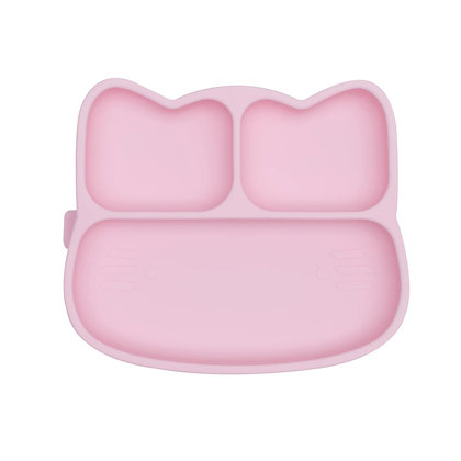 We Might Be Tiny: Cat Stickie Plate