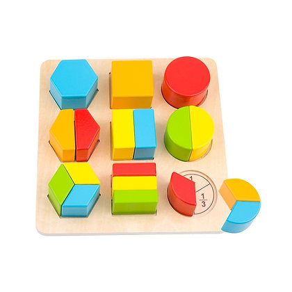 Tooky Toy: Block Puzzle Shapes