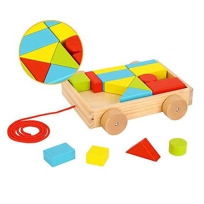 Tooky Toy: Mini Block and Roll