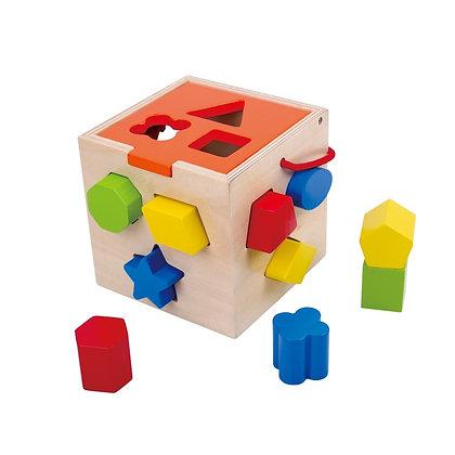 Tooky Toy: Shape Sorter