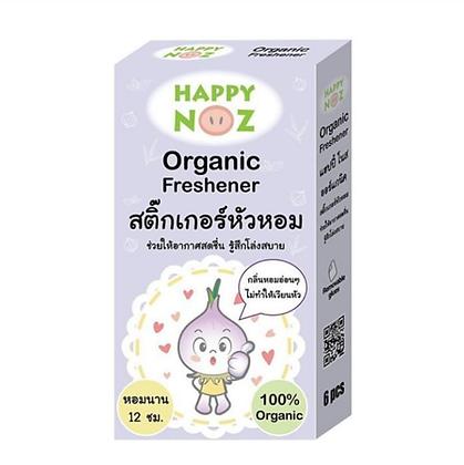 Happy Noz Organic Onion Sticker