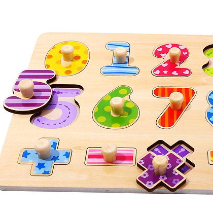 Tooky Toy: Number Puzzle