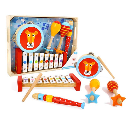 Tooky Toy: Musical Instrument Set