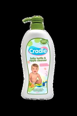 Cradle Natural Bottle & Nipple Cleanser