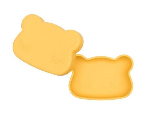 We Might Be Tiny: Bear Silicone Snackbox