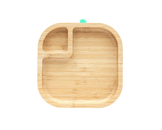 Eco Rascals: Bamboo Snack and Baby Suction Plate