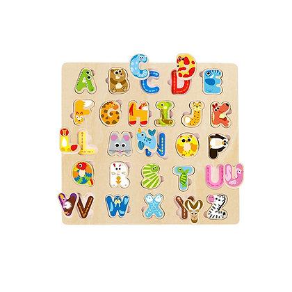 Tooky Toy: Alphabet Puzzle