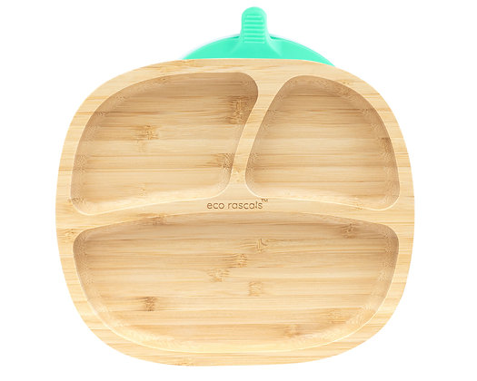 Eco Rascals: Toddler Bamboo suction plate