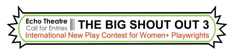 Big Shout Out 3 - Echo Theatre Dallas -