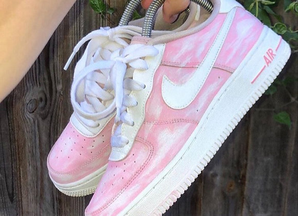 Air Force 1 - Pink Clouds