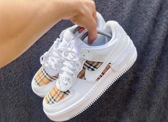 Air Force 1 Shadow - Burberry