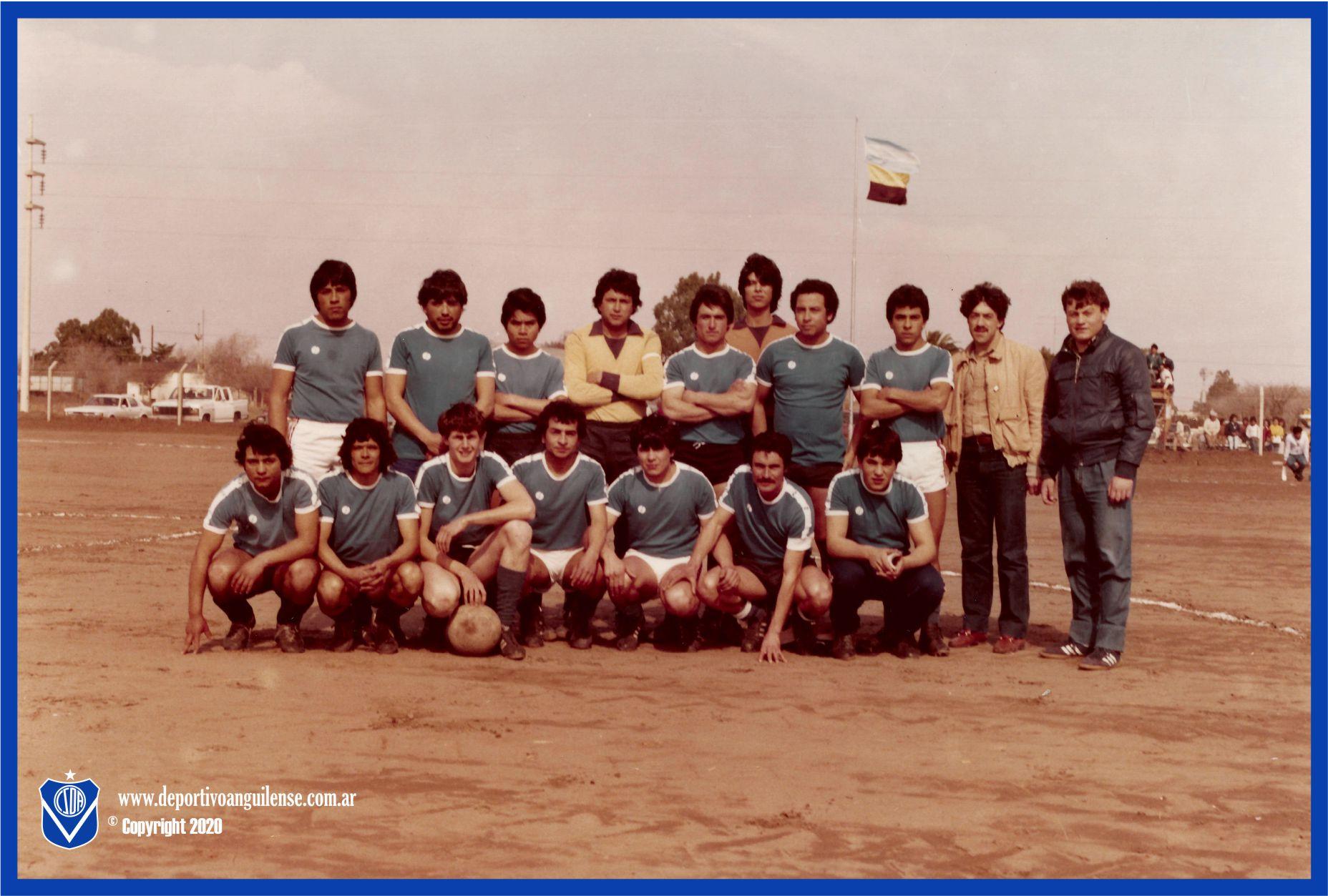 Anguilense 1984