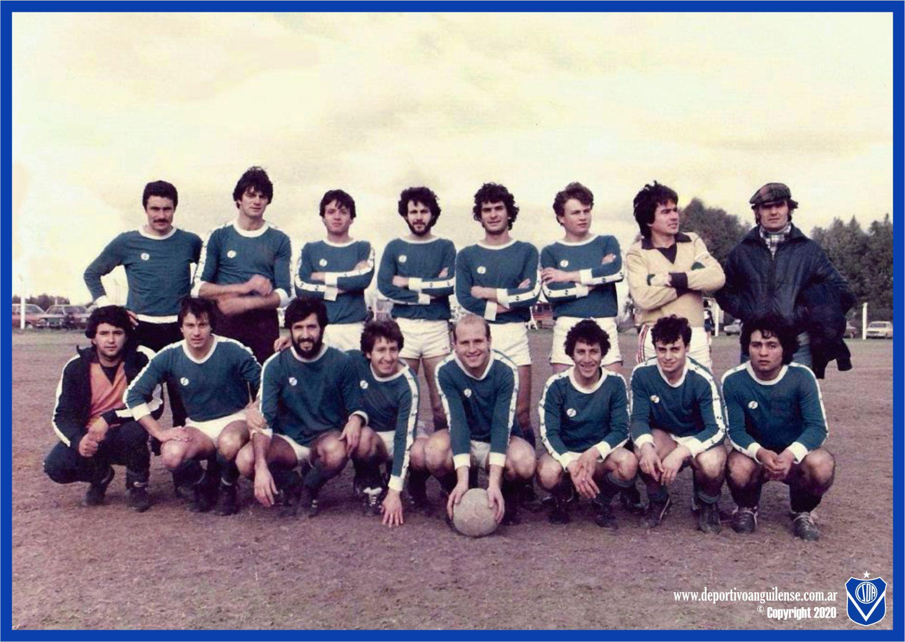 Anguilense 1984 III