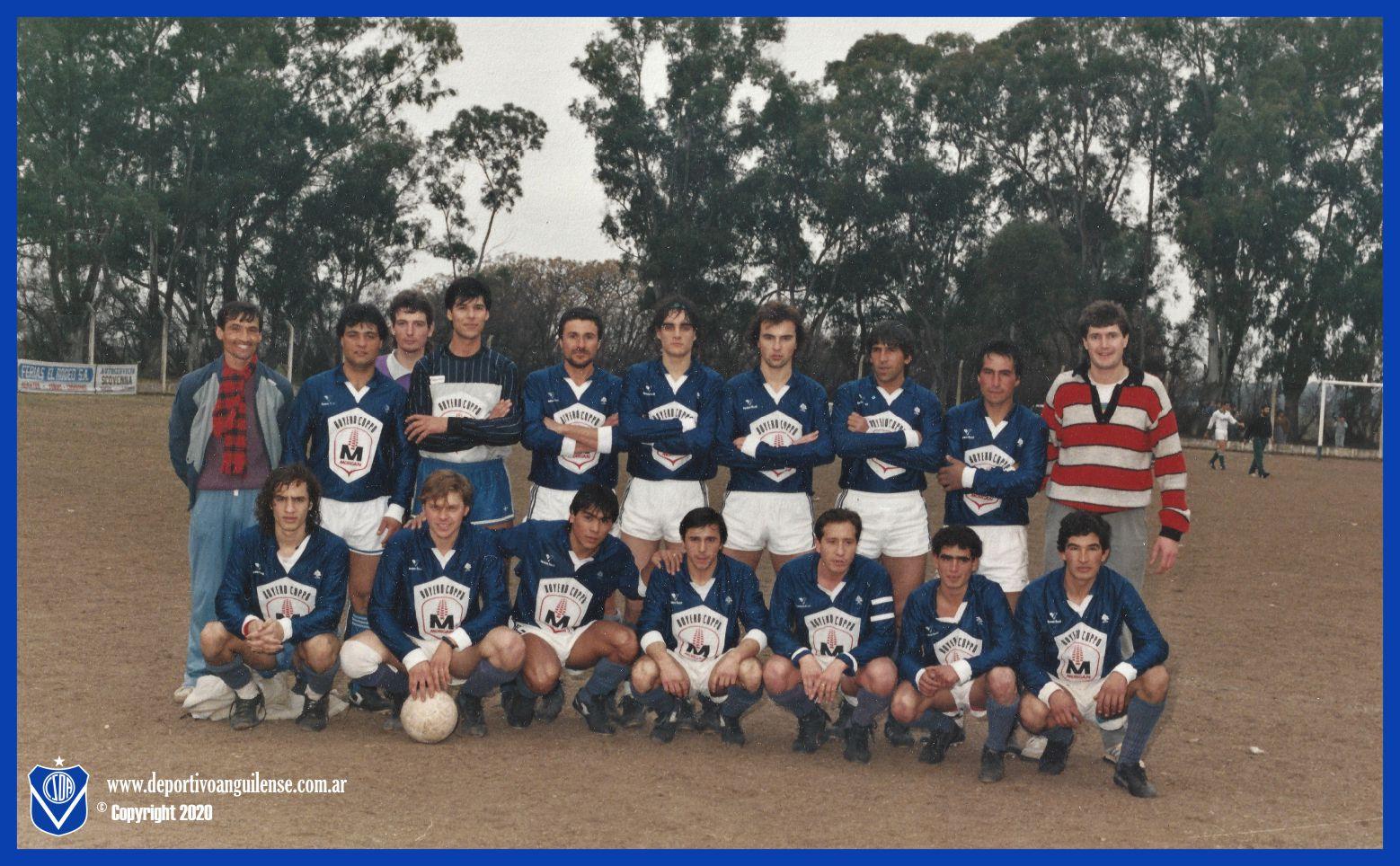 Anguilense 1991