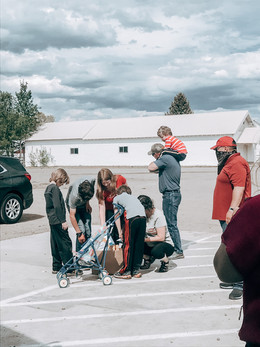Outreach in Carey, ID